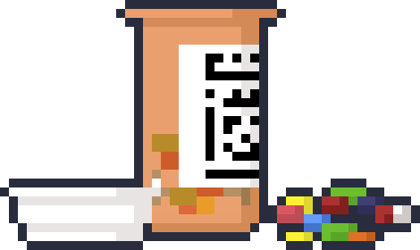 A pack of pills